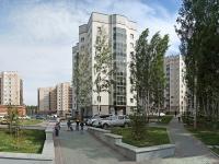 Новосибирск, улица Вознесенская (п. Кольцово), дом 2. многоквартирный дом