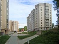 Новосибирск, улица Вознесенская (п. Кольцово), дом 6. многоквартирный дом