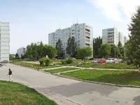Новосибирск, улица Кольцово пос (п. Кольцово), дом 5. многоквартирный дом