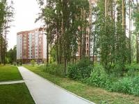 Новосибирск, улица Кольцово пос (п. Кольцово), дом 6А. многоквартирный дом