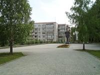 Новосибирск, улица Кольцово пос (п. Кольцово), дом 7А. многоквартирный дом