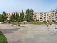 Новосибирск, улица Кольцово пос (п. Кольцово), дом 10. многоквартирный дом