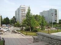 Новосибирск, улица Кольцово пос (п. Кольцово), дом 11. многоквартирный дом