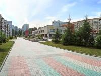Новосибирск, улица Кольцово пос (п. Кольцово), дом 12А. магазин