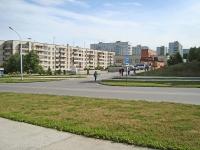 Новосибирск, улица Кольцово пос (п. Кольцово), дом 12. многоквартирный дом