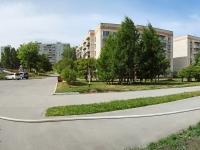 Новосибирск, улица Кольцово пос (п. Кольцово), дом 15. многоквартирный дом