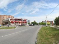 Новосибирск, улица Кольцово пос (п. Кольцово), дом 18А. торговый центр