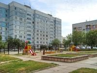Новосибирск, улица Кольцово пос (п. Кольцово), дом 22. многоквартирный дом