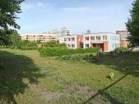 """Новосибирск, улица Кольцово пос (п. Кольцово), дом 23А. детский сад """"Егорка"""""""