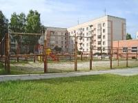 Новосибирск, улица Кольцово пос (п. Кольцово), дом 27. многоквартирный дом