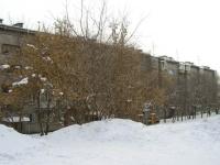Новосибирск, улица Инская 1-я, дом 12. многоквартирный дом