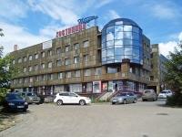 """Новосибирск, улица Инская, дом 39. гостиница (отель) """"Набережная"""""""