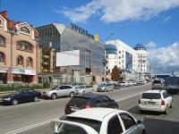 """Новосибирск, улица Инская, дом 54. офисное здание """"Golden Plaza"""""""