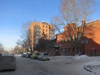 Новосибирск, улица Инская, дом 65. диспансер Новосибирский областной детский клинический психоневрологический диспансер