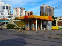 Novosibirsk, st Inskaya, house 1. fuel filling station