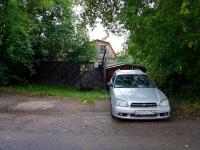 Novosibirsk, st Inskaya, house 16. Private house