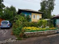 Novosibirsk, st Inskaya, house 27. Private house