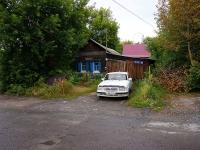 Novosibirsk, st Inskaya, house 37. Private house