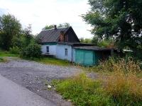 Novosibirsk, st Inskaya, house 38. Private house