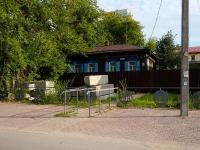 Novosibirsk, st Inskaya, house 49. Private house