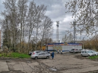 """Новосибирск, улица Ключ-Камышенское Плато, дом 6/1. супермаркет """"Ярче!"""""""