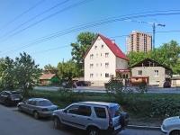 """Новосибирск, улица Толстого, дом 75. гостиница (отель) """"Алехандро Хаус"""""""