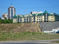 Novosibirsk, st Shevchenko, house 17. Apartment house
