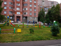 Novosibirsk, st Shevchenko, house 31. Apartment house