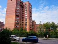 Novosibirsk, st Shevchenko, house 33. Apartment house