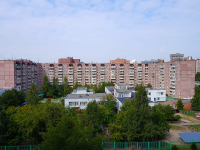 Novosibirsk, st Shevchenko, house 34. Apartment house