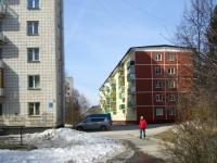 Новосибирск, улица Ильича, дом 3. многоквартирный дом