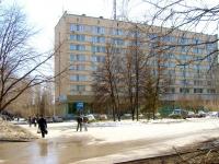 """Новосибирск, улица Ильича, дом 10. гостиница (отель) """"Золотая Долина"""""""