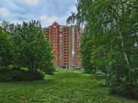 Новосибирск, улица Ильича, дом 23. многоквартирный дом