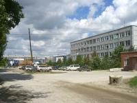 Новосибирск, улица Инженерная, дом 5. офисное здание