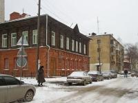 Новосибирск, улица Каинская, дом 5. школа творчества