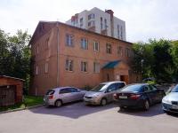 Новосибирск, улица Каинская, дом 25А. многоквартирный дом