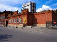 Новосибирск, улица Каинская, дом 3. памятник архитектуры Заезжий двор