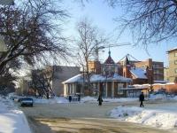 Новосибирск, приход В честь Покрова Пресвятой Богородицы, улица Октябрьская, дом 9