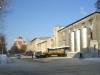 Новосибирск, улица Октябрьская, дом 13. производственное здание