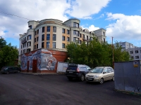 Новосибирск, улица Октябрьская, дом 7/1. многоквартирный дом