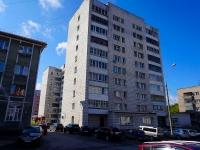 Новосибирск, улица Октябрьская, дом 18. многоквартирный дом
