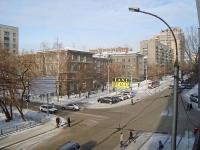 Новосибирск, улица Ядринцевская, дом 35. многоквартирный дом
