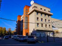 Новосибирск, улица Ядринцевская, дом 46А. многоквартирный дом