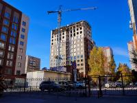 Новосибирск, улица Ядринцевская, дом 54. многоквартирный дом