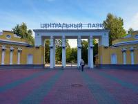 Novosibirsk, st Frunze. park