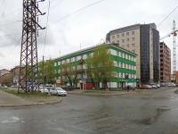 Novosibirsk, st Lermontov, house 47. Apartment house