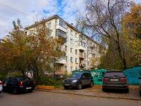 Novosibirsk, st Lermontov, house 12. Apartment house