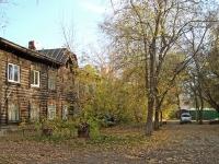 Новосибирск, улица Карамзина, дом 23. многоквартирный дом