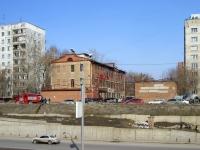 Новосибирск, улица Карамзина, дом 92. офисное здание