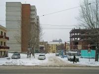 Новосибирск, улица Колыванская, дом 3. многоквартирный дом